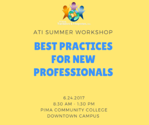 ATI SUMMER WORKSHOP